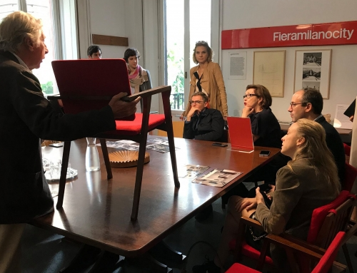 Visita guidata allo storico studio di Franco Albini – sabato 9 novembre