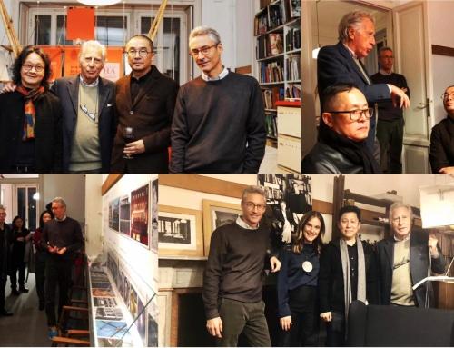 Ospiti di IID-ASC in Fondazione Franco Albini