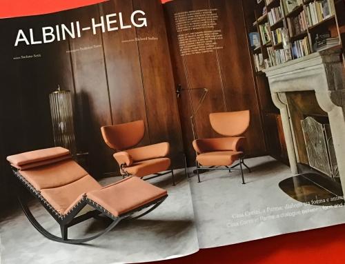 Casa Corini dello studio Albini-Helg su Icon Design
