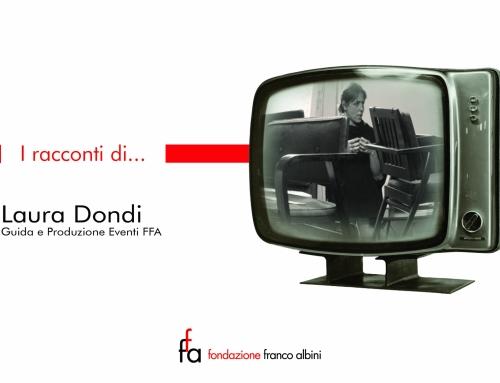 """""""I racconti di…"""" il quinto video con la testimonianza di Laura Dondi per raccontare il mondo di Fondazione e Academy"""