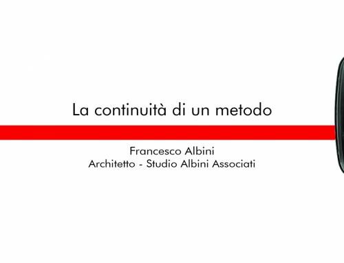 """""""I racconti di…"""" il nono video con la testimonianza di Francesco Albini per raccontare il mondo di Fondazione e Academy"""