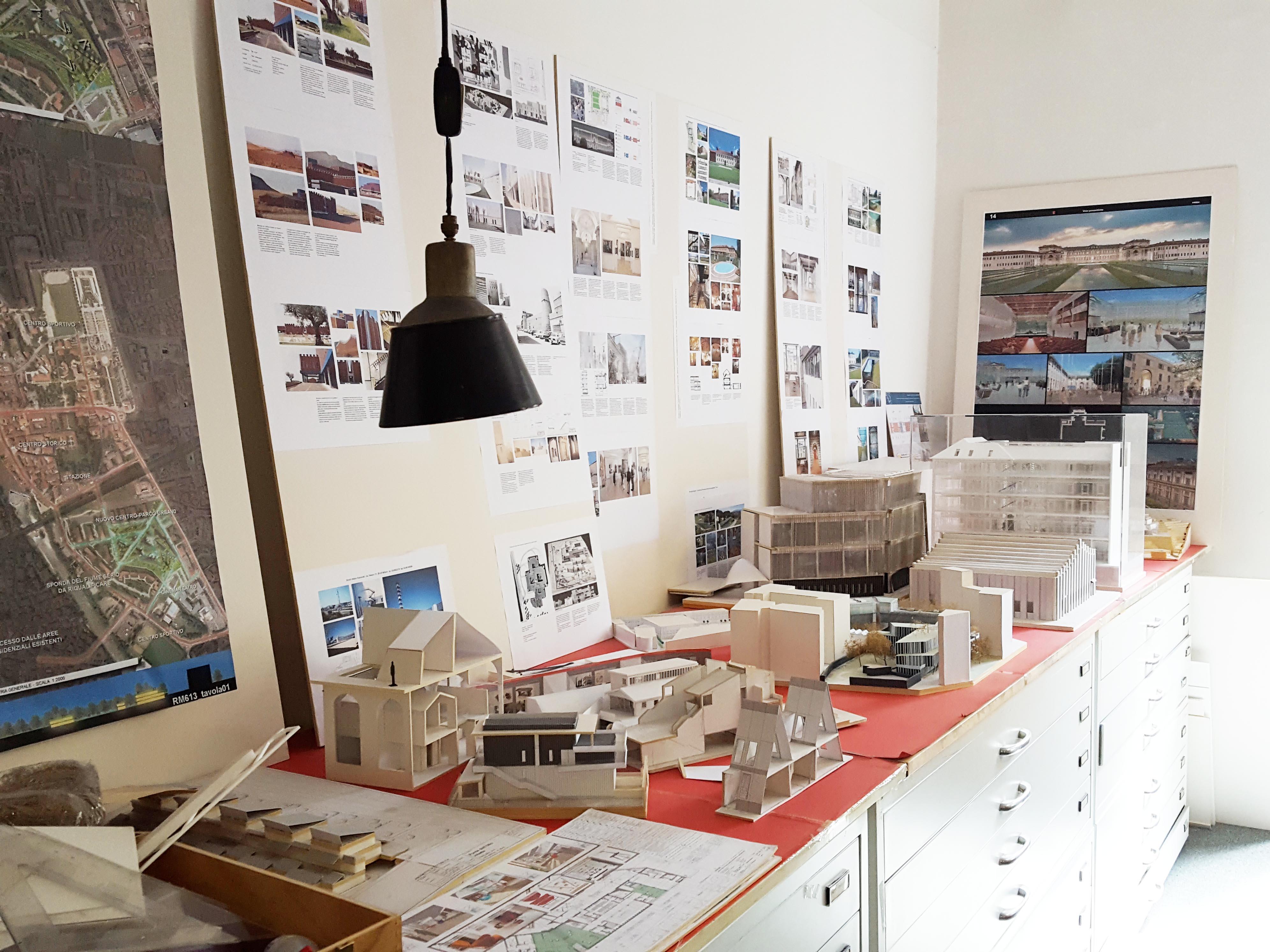 Studio Di Architettura In Inglese studio albini associati – fondazione franco albini