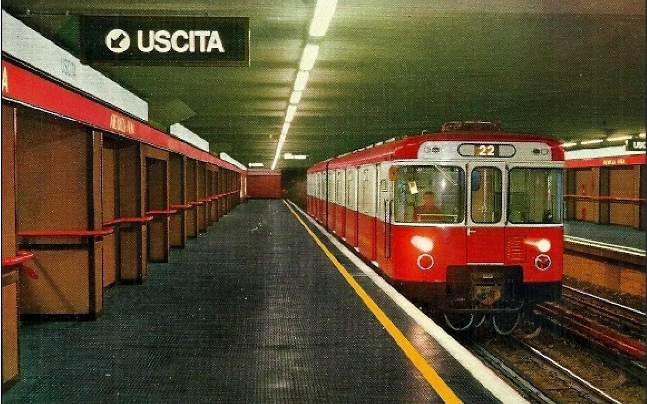 Visita guidata sulla Metropolitana Milanese – sabato 25 gennaio