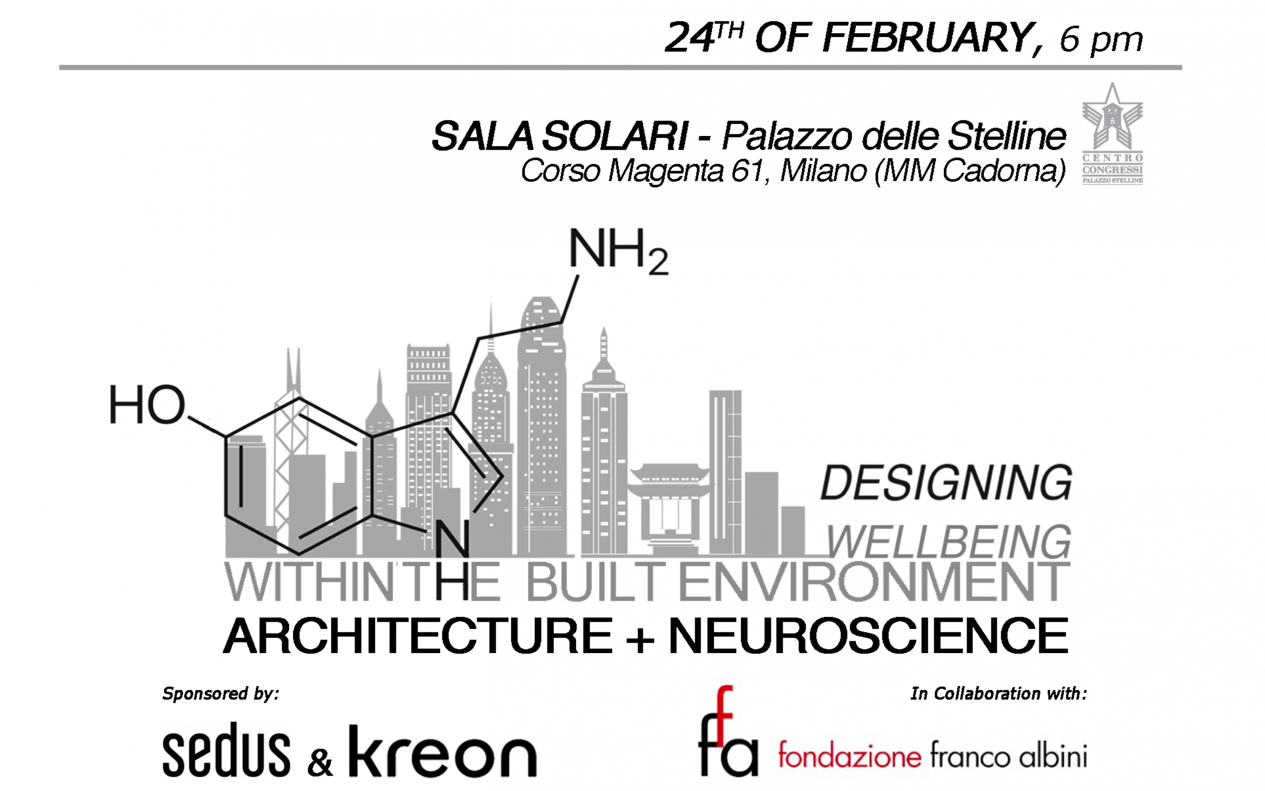 Conference Architecture + Neuroscience
