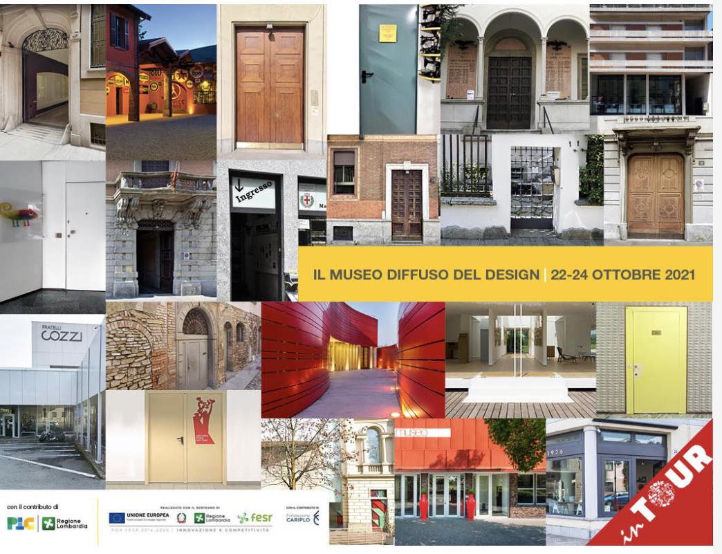 23 e 24 Ottobre – Il Design nelle Storie, le Storie nel Design. Prenota a info@fondazionefrancoalbini.com